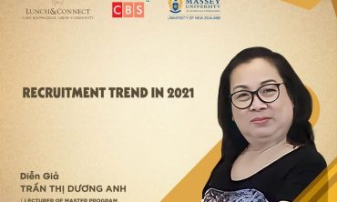 [ Lunch&Connect Số 150 ] HR COMMUNITY – RECRUITMENT TREND IN 2021