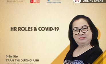 [ Lunch&Connect Số 157 ] – HR COMMUNITY – HR ROLES & COVID-19